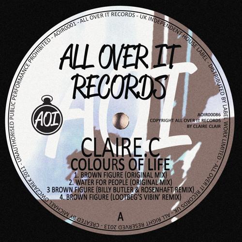 Claire.C - Brown Figure (Lootbeg´s Vibin Remix) [All Over It Records]