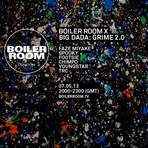 Chimpo 30 min Boiler Room mix