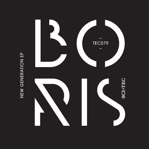 Boris - New Generation EP [SCI+TEC]
