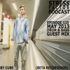 Stress Factor Podcast 115 - Cube (Beta Recordings) - May 2013 Drum and Bass Guest Studio Mix [FREE]
