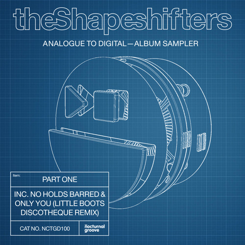 The Shapeshifters - Only You (Little Boots Discotheque Remix - Web Edit)
