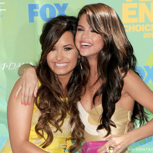 Direct from Hollywood: Demi Lovato Says Selena Gomez 'Will Always Be There For Me'