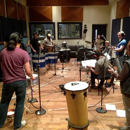 """""""Capoeira Medley"""" by Alô Brasil from The Key Studio Sessions"""