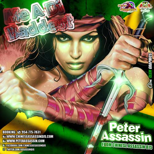 Chinese Assassin - Me A Di Baddest