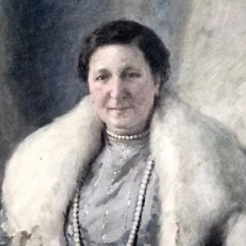 Violet Mackintosh at King Cross Library