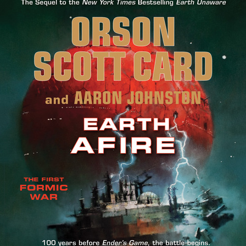 Earth Afire audiobook excerpt
