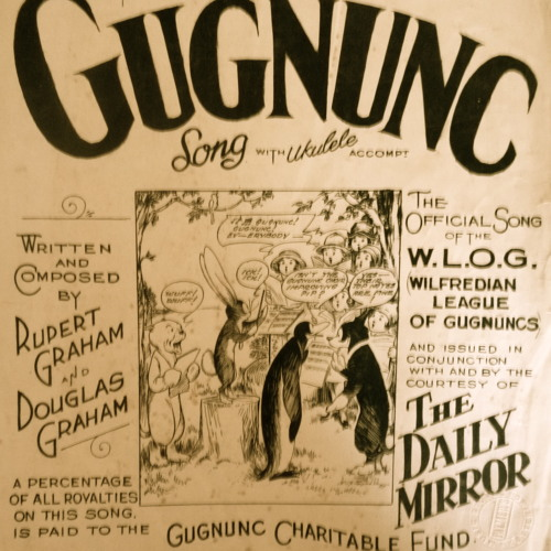 """The """"Gugnunc"""" Song"""