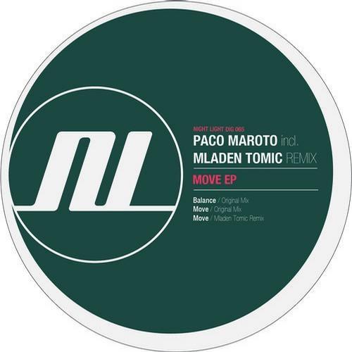 Paco Maroto - Balance - Night Light Records