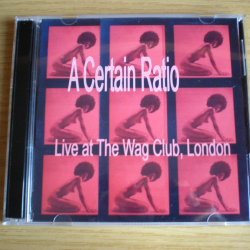A Certain Ratio - 'The Fox' - Live at The Wag Club London 24th March 1985