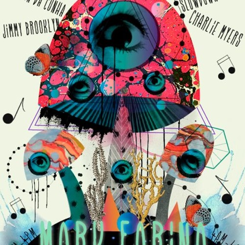Mushroom Jazz Promo Mix - May 2013