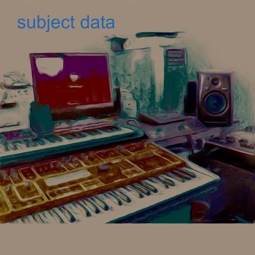 subject data