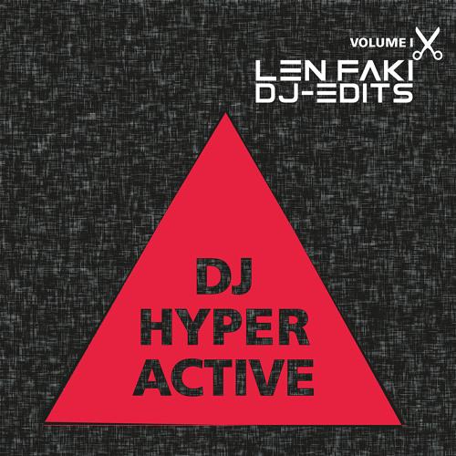 Figure 40 - Len Faki - DJ Edits Vol.1