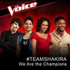 We Are the Champions (The Voice Live Performance)