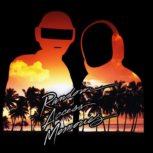 Daft Punk - Get Lucky (Frenssu Remix)