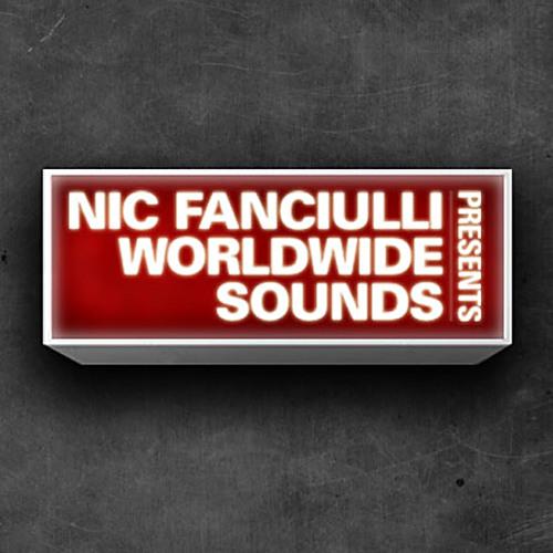 NIC FANCIULLI PRESENTS WORLDWIDE SOUNDS MAY 2013