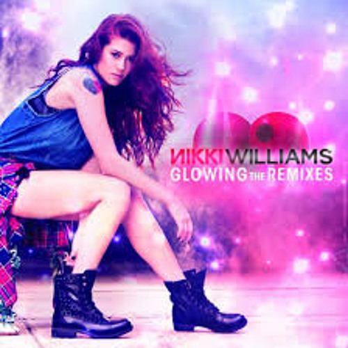 """Nikki Williams """"Glowing""""  (Tracy Young Remix) DOWNLOAD"""