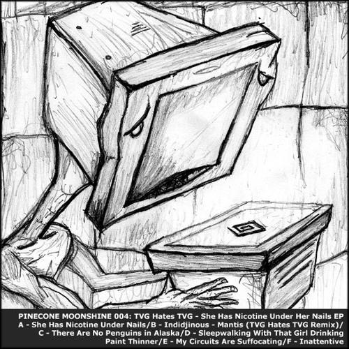 Mantis (TVG Hates TVG Remix) - Indidjinous (PINECONE MOONSHINE 2008)