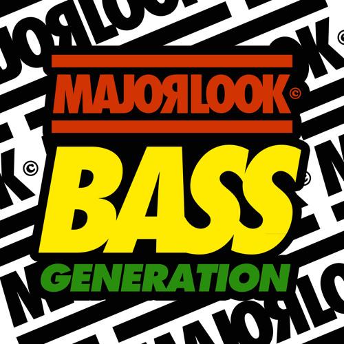 Major Look - Bass Generation featuring Ragga Twins (Jubei Remix) [Free Download]