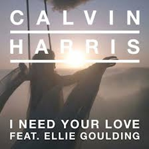Calvin Harris ft Ellie Goulding - I Need Your Love (Amanda.C Radio Boot)