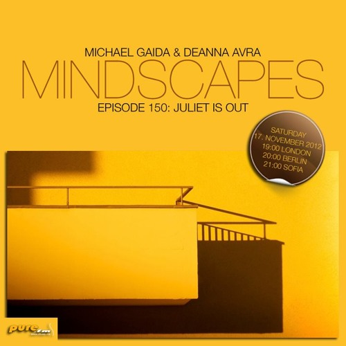 Deanna Avra * Mindscapes 150 * Nov. 17, 2012 * Pure.FM