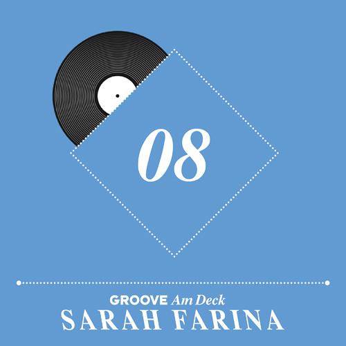 彡 Sarah Farina for Groove Magazine - Am Deck 08 | 2013