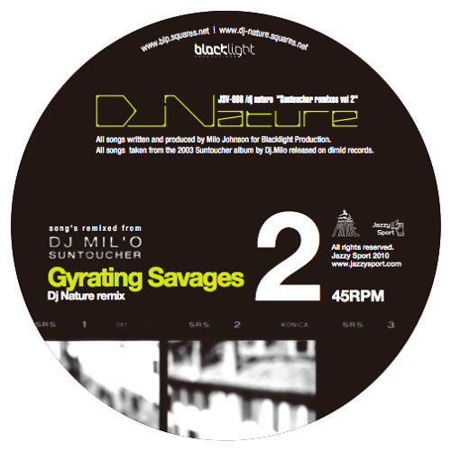 DJ Nature / Suntoucher Remixes vol.2