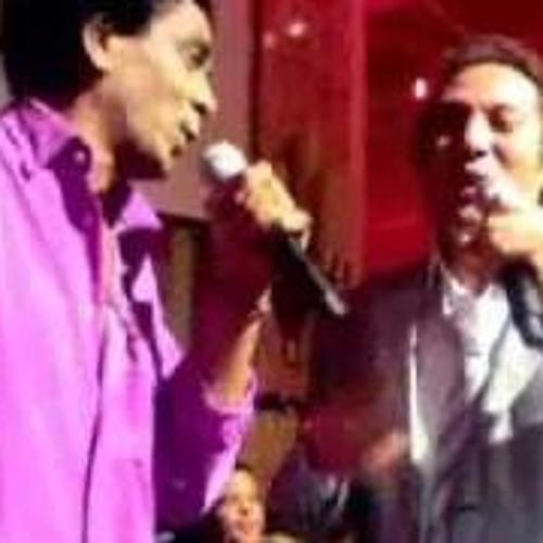 محمد منير و على الحجار على أد ما حبينا-لقاء العمالقة