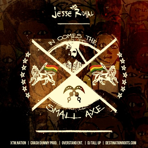 Jesse Royal - In Comes the Small Axe (Official Mixtape 2013)