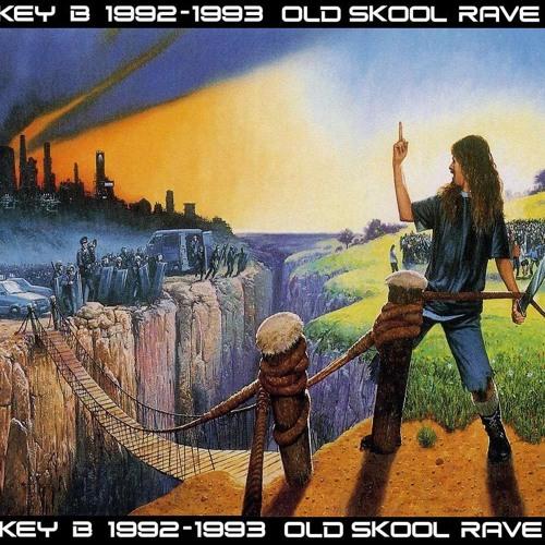 1992 - 1993 Old Skool Hardcore Mix (Mickey B)