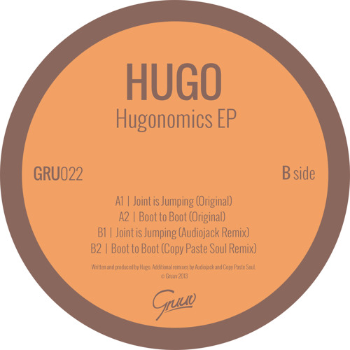 Hugo - Joint is Jumping (Audiojack Remix)
