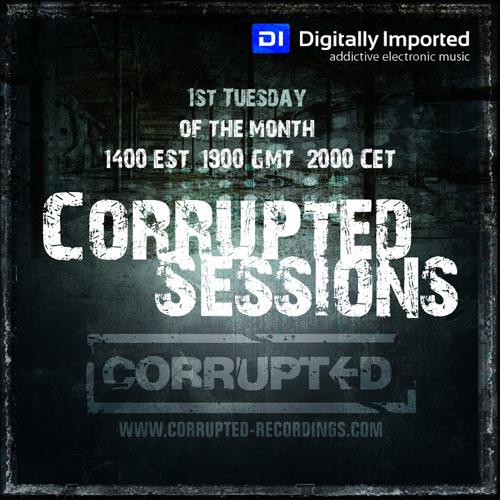 Corrupted Sessions 25 - David Moleón - May 2013