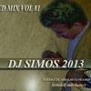 DJ SIMOS 2013 cd mix  vol 81