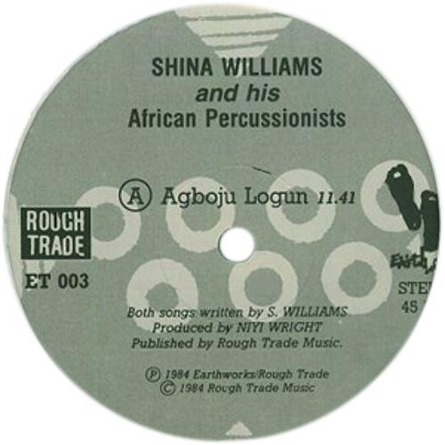 Shina Williams and His African Percussionists - Agboju Logun (Hober Mallow edit)