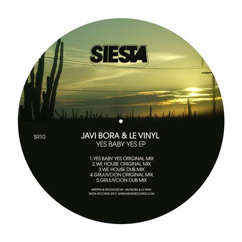 Javi Bora & Le Vinyl - Gruuvoon (Dub Mix) - Siesta