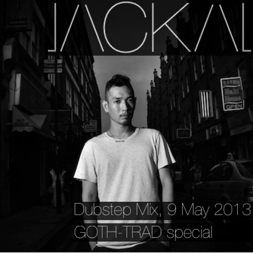 Dubstep Mix, AfterDark Radio, 9 May 2013 (Goth-Trad Special - Free Download)