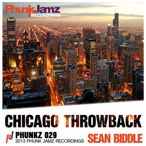 Sean Biddle - Chicago Throwback EP