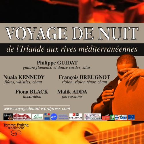 Voyage de Nuit 2013 - en cours de résidence de création #1
