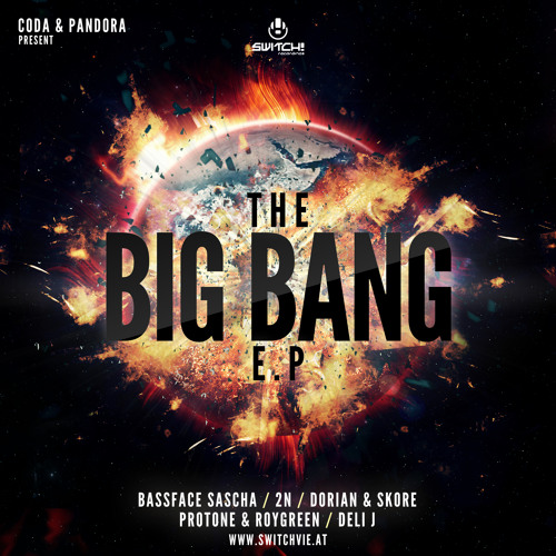 V/A - THE BIG BANG EP - SWITCH! RECORDINGS 002