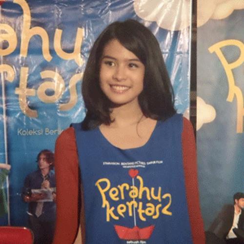 iseng-PERAHU KERTAS(cover)