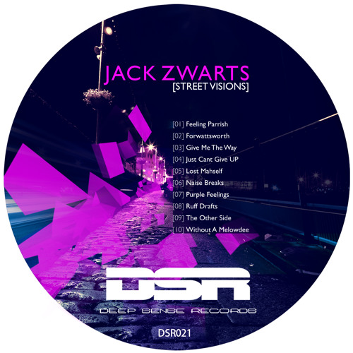 Jack Zwarts - Without A Mellowdee