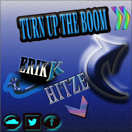Turn Up The Boom Preview {Available Now on iTunes} See Description!