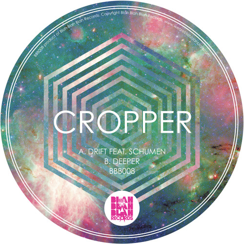 Cropper - Drift / Deeper BBB008 (OUT NOW) 96kbps