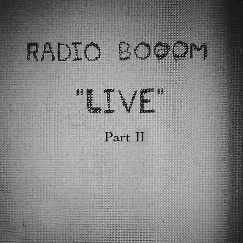 اجرای زنده و تجربی رادیو بوم . ساعت دوم