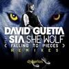 David Guetta Ft. Sia - She Wolf dj carlos mix pproduccion