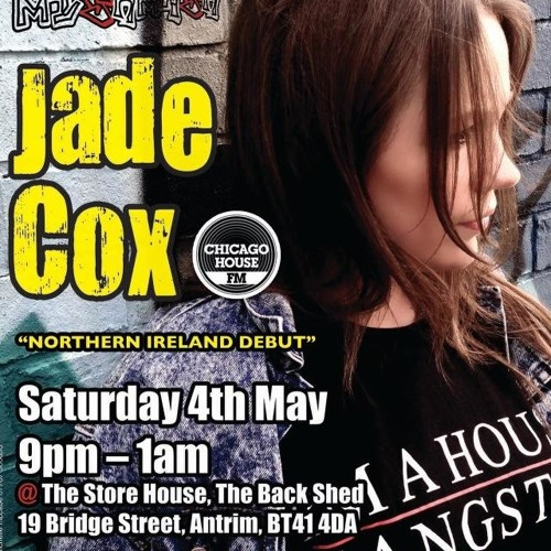 Jade Cox - MishMash Podcast