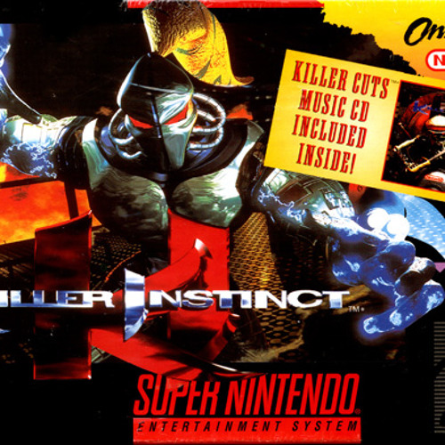 The Instinct (2013 Mix) (Killer Instinct)