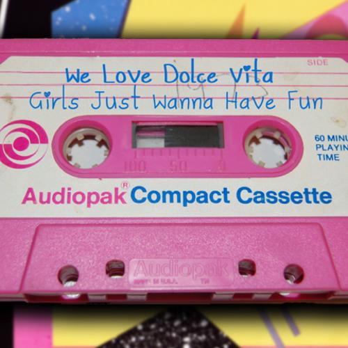 WLDV - Mixtape 03 - Girls Just Wanna Have Fun