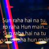 Aashiqui 2-Sunn Raha Hai