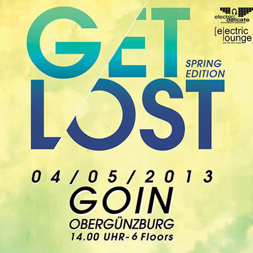 Radiothérapie (DJ-Set) at Get Lost (2013-05-04)