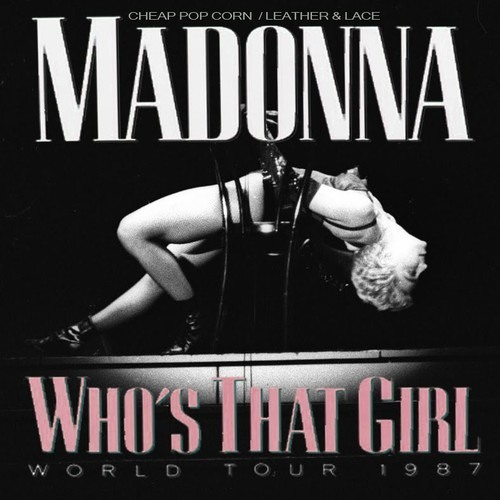 Madonna - Open Your Heart (Live Who's That Girl Tokyo 22-07-1987) HQ by EDO